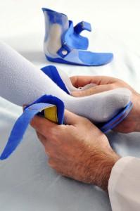 Orthesenversorgung als orthopädische Leistung