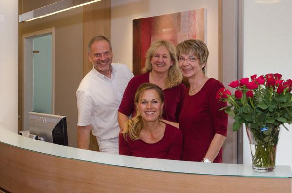 Orthopäde Dr. Beckert und Team